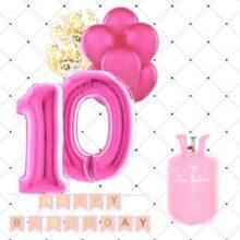 urodziny_10_butla_hel_balony_dziewczynka
